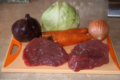 Первые блюда. Как приготовить вкусный борщ
