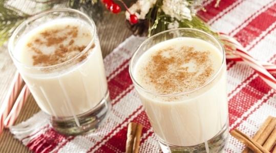 Зимние праздники — время готовить Эгг-ног!