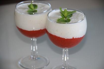 Десерты из клубники - 10 быстрых и очень вкусных  клубничных шедевров