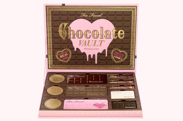 Шоколадная серия для Too Faced