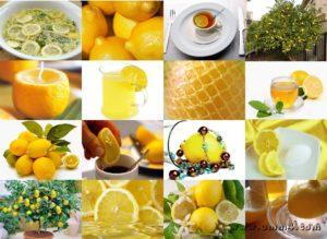 лимон для здоровья