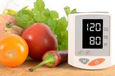 Как влияет питание на повышенное артериальное давление