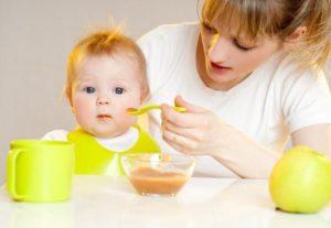 щадящая диета для ребенка