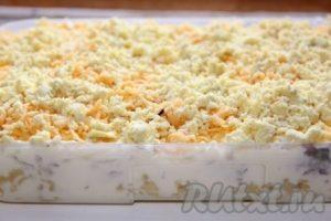 салат рецепт пошаговый с фото