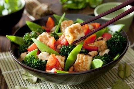 веганская диета для похудения