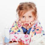 Грипп у детей — симптомы, причины и лечение гриппа