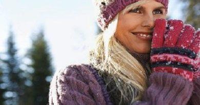 зимние аксессуары к одежде