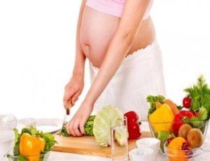 Здоровая диета для беременных