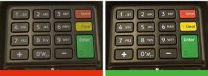 как отличить терминалы для оплаты