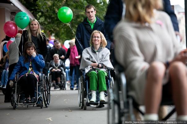 Жизнь с ограниченными возможностями - Конкурс «Лучшие инклюзивные практики - 2018»
