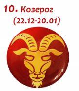 козерог гороскоп сегодня на неделю