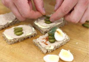 3 способа приготовить быстрые бутерброды