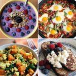 Рецепты для завтрака - 5 вариантов