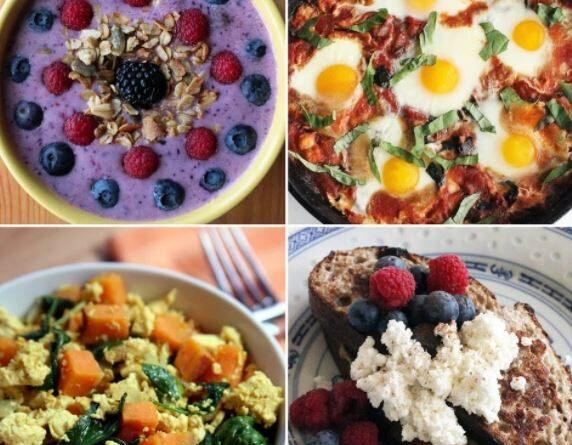 рецепты для завтрака